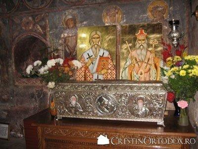 Manastirea Bogdana - Sfantul Ierarh Teodosie de la Brazi
