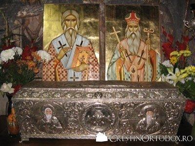Manastirea Bogdana - Sfantul Ierarh Leontie de la Radauti
