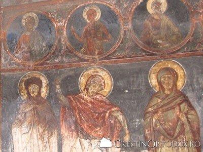 Manastirea Bogdana - Sfanta Marina