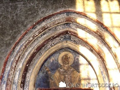 Manastirea Bogdana - Sfantul Ierarh Nicolae