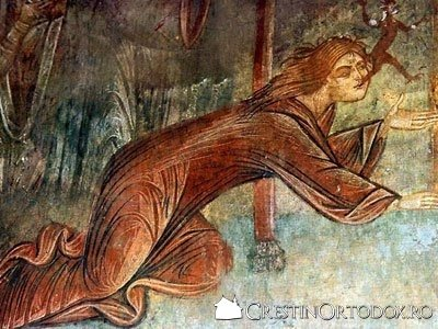 Manastirea Balinesti - Vindecarea unei demonizate