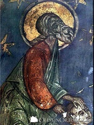 Manastirea Balinesti - Dreptul Avraam