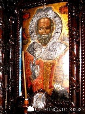 Schitul Maicilor - Sfantul Ierarh Nicolae