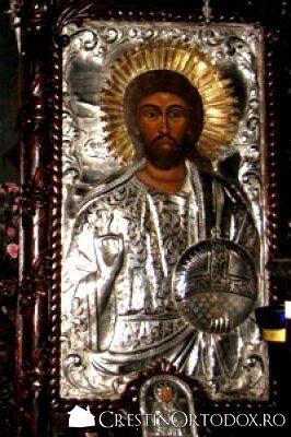 Schitul Maicilor - Mantuitorul Iisus Hristos