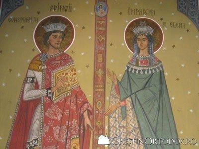 Biserica Sfintii Imparati Constantin si Elena - Vergului