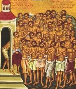 Martiriul ca jertfa euharistica