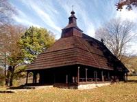 Biserica Sfantul Arhanghel Mihail - Topola