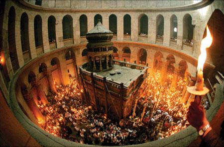 Pelerinaj in Israel - Veniti sa luati Lumina!