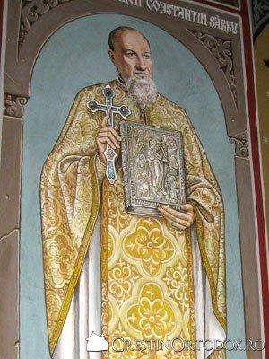 Biserica Sfintii Imparati Constantin si Elena - Vergului - Preot ctitor Constantin Sarbu