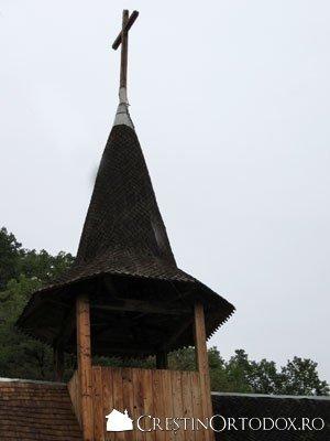 Manastirea Ianculesti - Turla