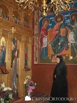 Paraclisul Manastirii Sfantul Gheorghe