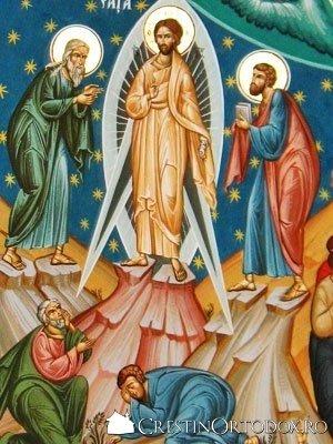 Paraclisul Manastirii Sfantul Gheorghe - Schimbarea la Fata