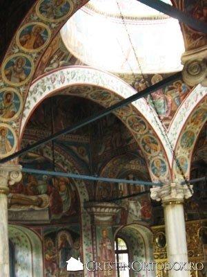 Biserica Barboi - Interior