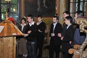 Cantarea bisericeasca in Scriptura si Traditie