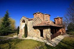 Manastirea Veliusa - Veljusa