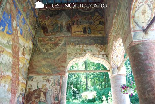 Manastirea Valea Manastirii - Pridvorul