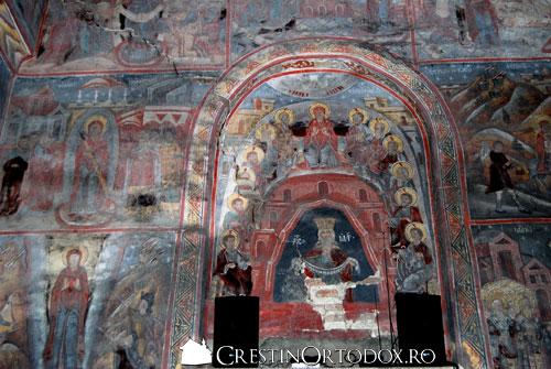 Manastirea Valea Manastirii - Pogorarea Sfantului Duh