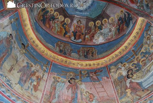 Manastirea Valea Manastirii - Absida