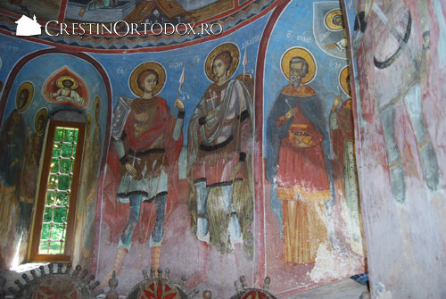 Manastirea Valea Manastirii - Strana