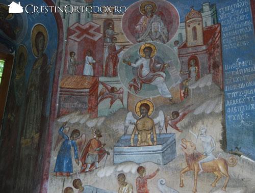 Manastirea Valea Manastirii - Fresca