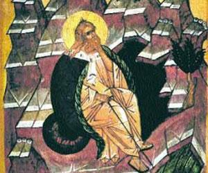 Rugaciune catre Sfantul Proroc Ilie, la vreme de seceta