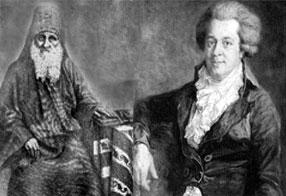Nectarie Protopsaltul vs Mozart