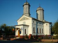 Biserica Sfanta Parascheva - Cornetu