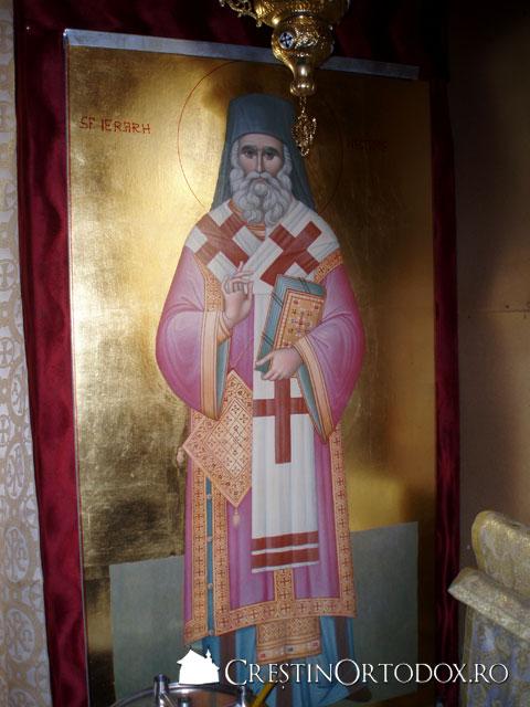 Manastirea Ponor - Sfantul Nectarie Taumaturgul