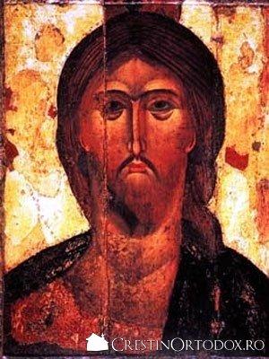 Iisus Hristos - Andrei Rubliov