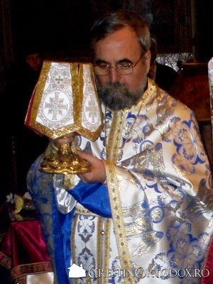 Parintele Stefan Buchiu, profesor de Dogmatica