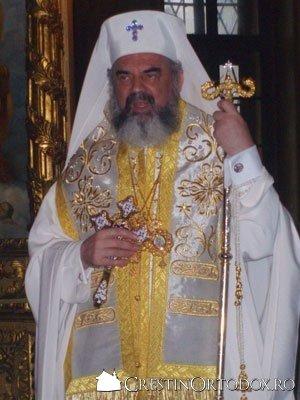 Preafericitul Parinte Daniel, Patriarhul Bisericii Ortodoxe Romane