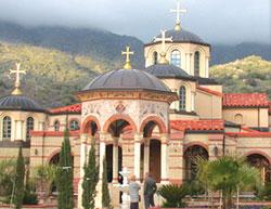 Manastirea Izvorul Tamaduirii - California
