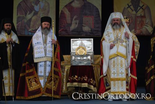 Inaltpreasfintitul Vasile, Mitropolit de Elassona si Preafericitul Danil