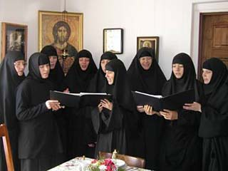 Deosebirea duhurilor in cantarea liturgica