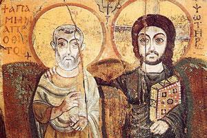 Sfintii Mina, Victor, Vinchentie, Stefanida, Teodor Studitul