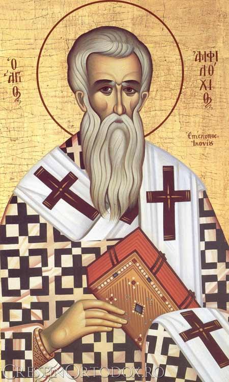 Sfantul Ierarh Amfilohie
