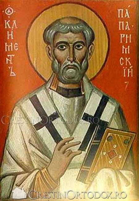 Sfantul Clement Romanul