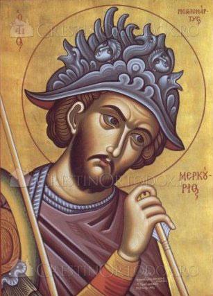 Sfantul Mercurie