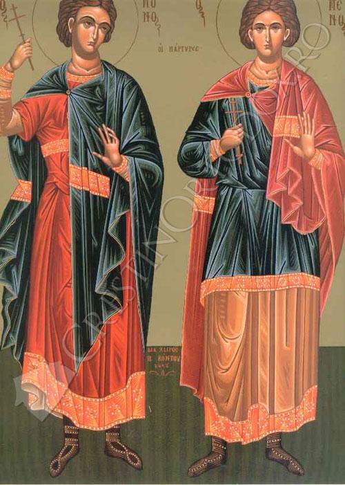 Sfintii Filimon si Paramon