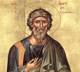 Sfantul Apostol Andrei; Sfantul Andrei Saguna, Mitropolitul Transilvaniei