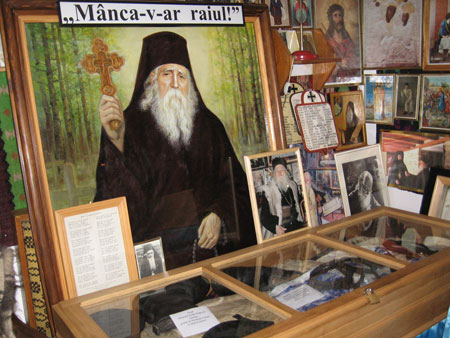 17 ani de la moartea parintelui Cleopa Ilie