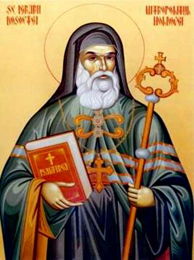 Sfantul Dosoftei, Mitropolitul Moldovei