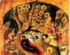 Legatura dintre Nasterea Domnului si Inviere, in iconografie