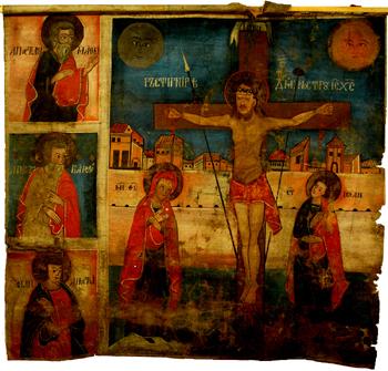 Steagurile bisericesti sau praporii