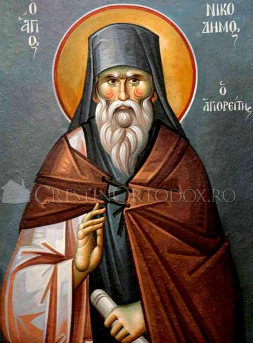 Felurile pacatelor dupa Sfantul Nicodim Aghioritul