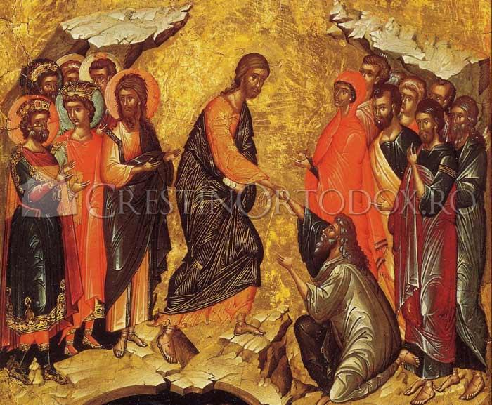 Mesajul luminos - Hristos a inviat !