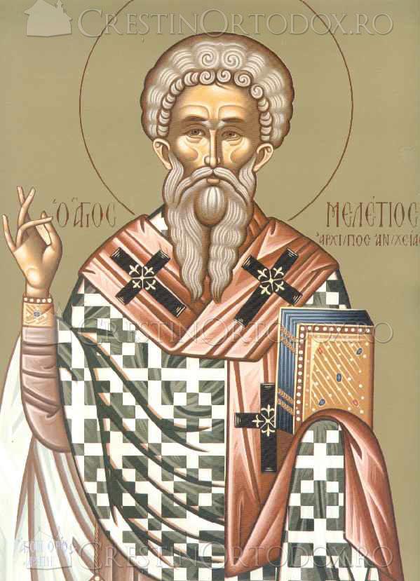 Sfantul Meletie
