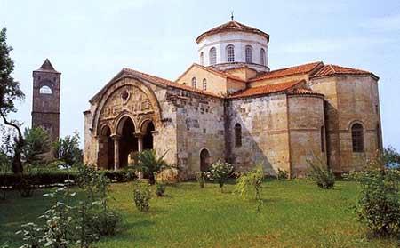 Biserica Sfanta Sofia - Trapezunt