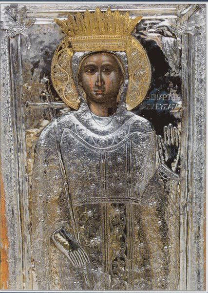 Sfanta Teodora, imparateasa