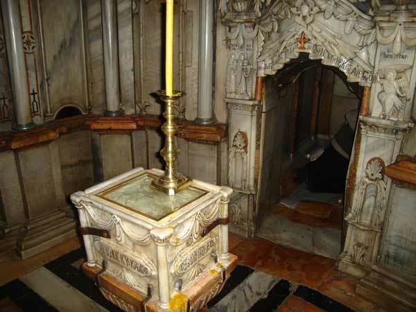 Biserica Invierii - Sfantul Mormant din Ierusalim